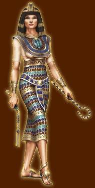 pharaon et cleopatre
